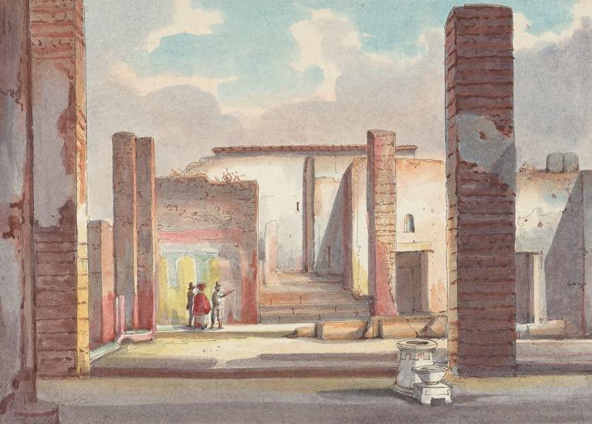 Pompei - View 19 (1840)