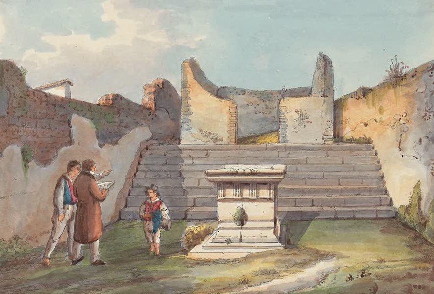 Pompei - View 20 (1840)