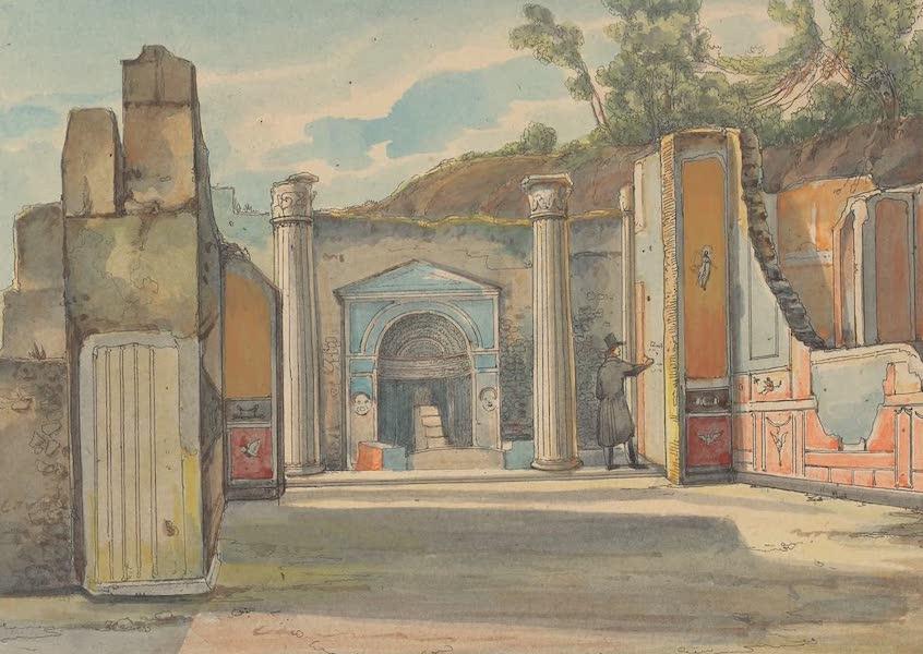 Pompei - View 21 (1840)