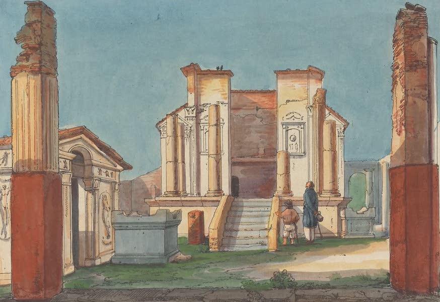 Pompei - View 22 (1840)
