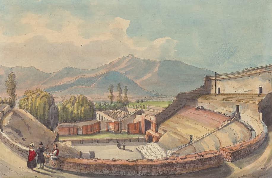 Pompei - View 23 (1840)