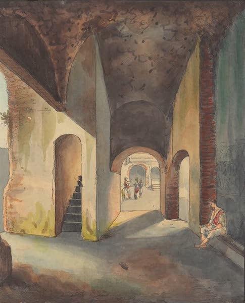 Pompei - View 24 (1840)