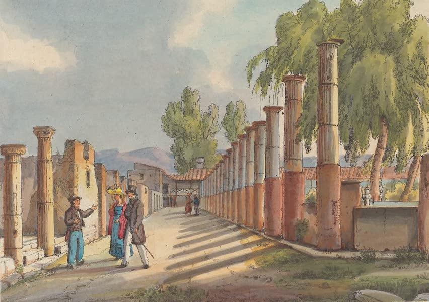 Pompei - View 26 (1840)