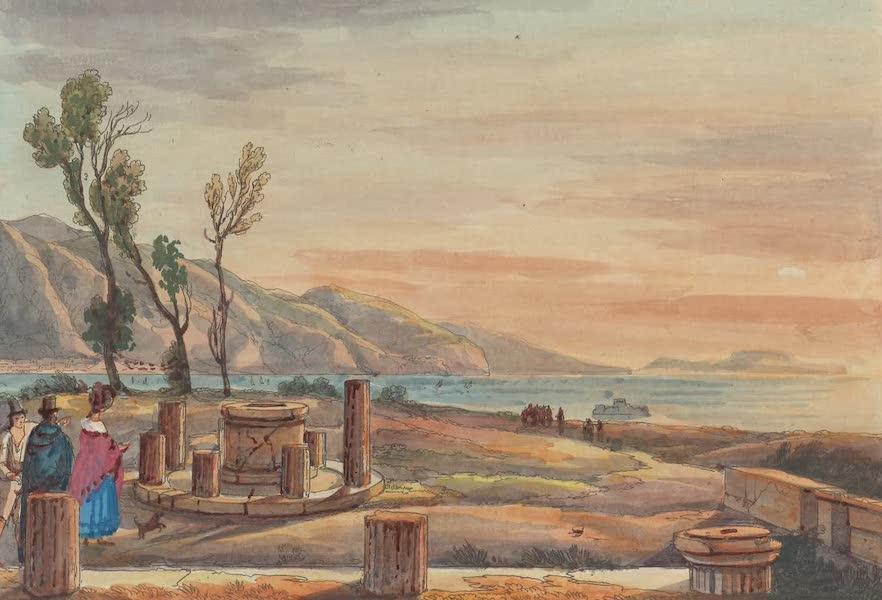 Pompei - View 27 (1840)