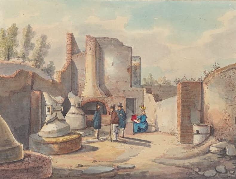Pompei - View 28 (1840)