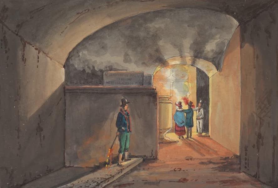 Pompei - View 33 (1840)