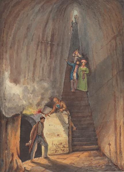 Pompei - View 34 (1840)