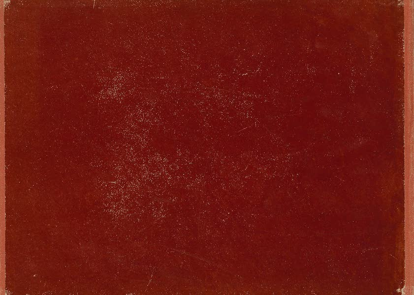 Pompei - Back Cover (1840)