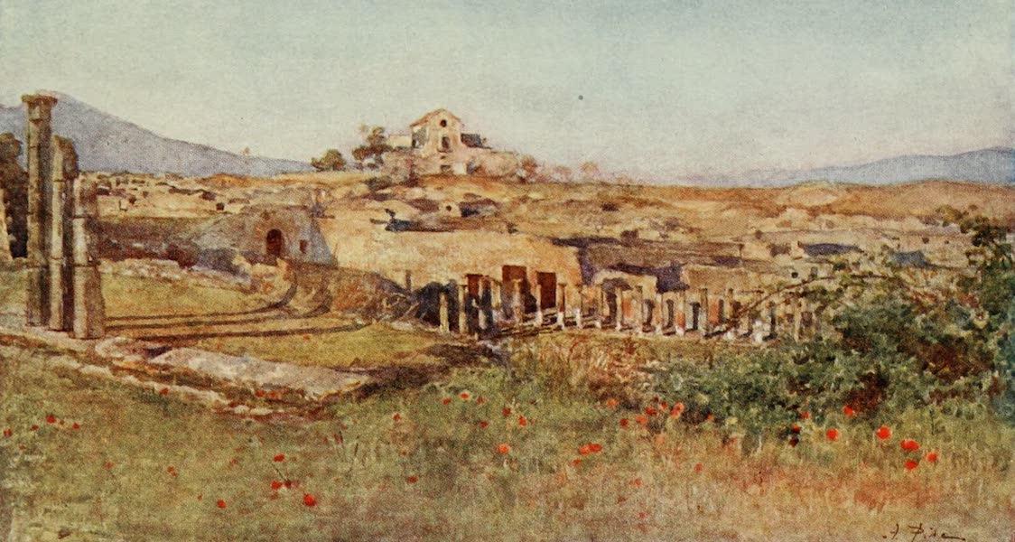 The Gladiatorial Barracks