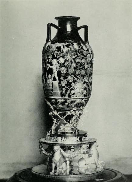 The Blue Glass Vase