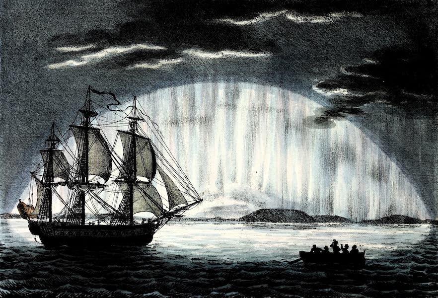 Porte-Feuille Geographique et Ethnographique [Atlas] - Aurore Boreale (1820)