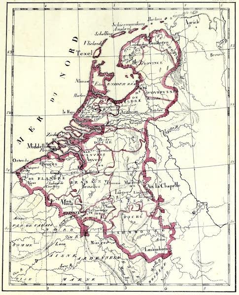 Porte-Feuille Geographique et Ethnographique [Atlas] - Royaume des Pay-Bas (1820)