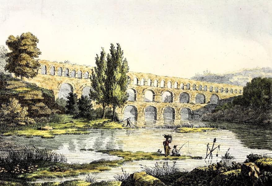 Porte-Feuille Geographique et Ethnographique [Atlas] - Pont du Gard (1820)