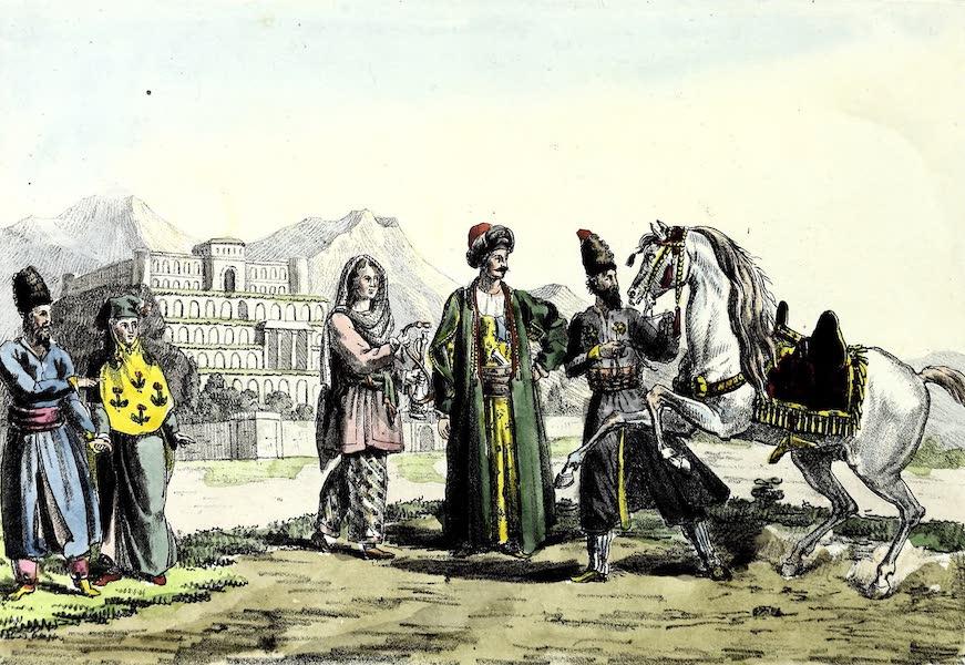 Porte-Feuille Geographique et Ethnographique [Atlas] - Persans (1820)