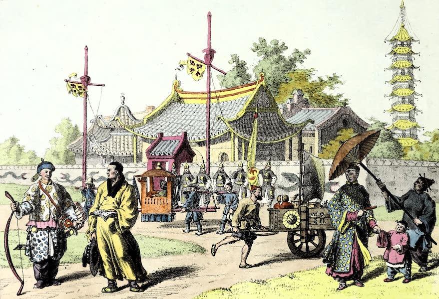 Porte-Feuille Geographique et Ethnographique [Atlas] - Chinois (1820)