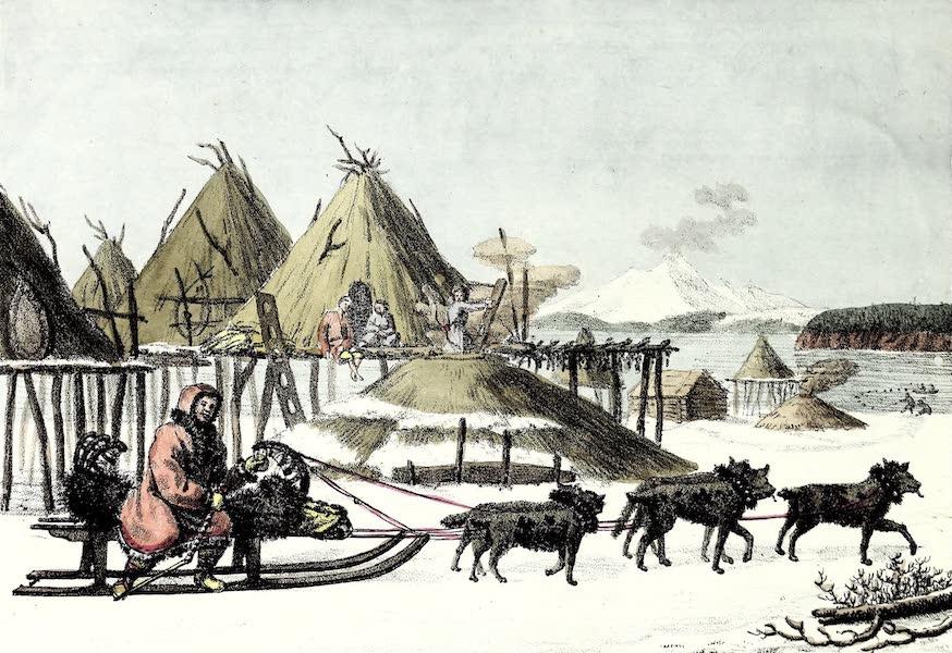 Porte-Feuille Geographique et Ethnographique [Atlas] - Kamtchadales (1820)