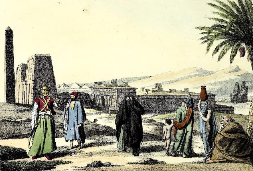 Porte-Feuille Geographique et Ethnographique [Atlas] - Egypte (1820)