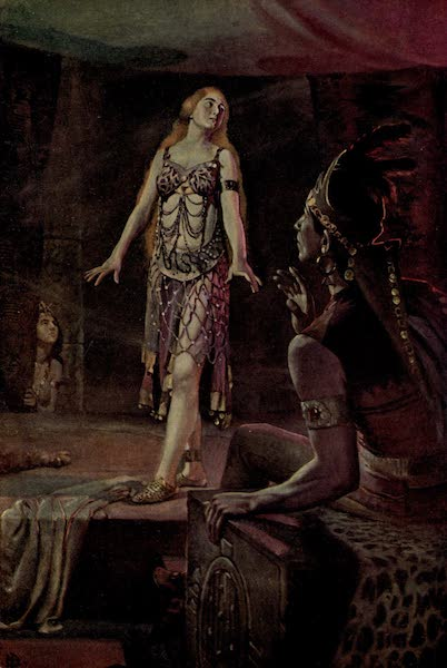 Prince Izon; a Romance of the Grand Canyon - Miriam before Izon (1910)