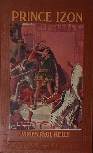 Fiction - Prince Izon; a Romance of the Grand Canyon