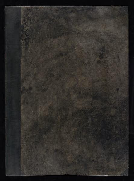 Promenades Pittoresques dans Constantinople Atlas - Front Cover (1817)