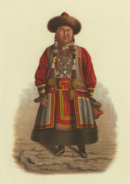 Puteshestvie po vostochnoi Sibiri - Buriatka (1856)