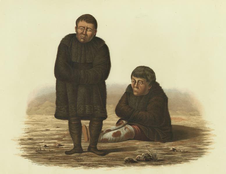 Puteshestvie po vostochnoi Sibiri - Olennye koriaki (1856)