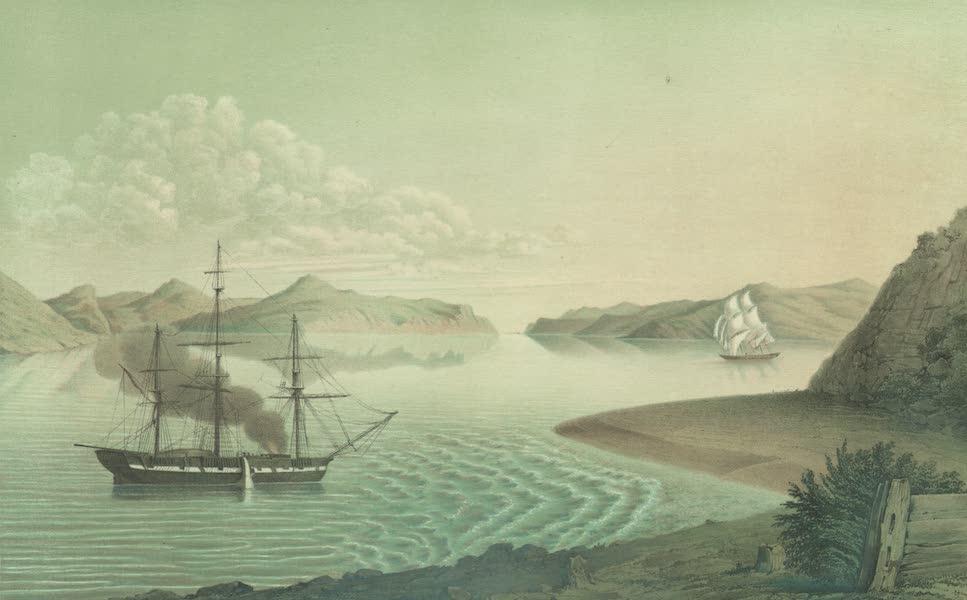 Puteshestvie po vostochnoi Sibiri - Avachinskaia guba v Kamchatke (1856)