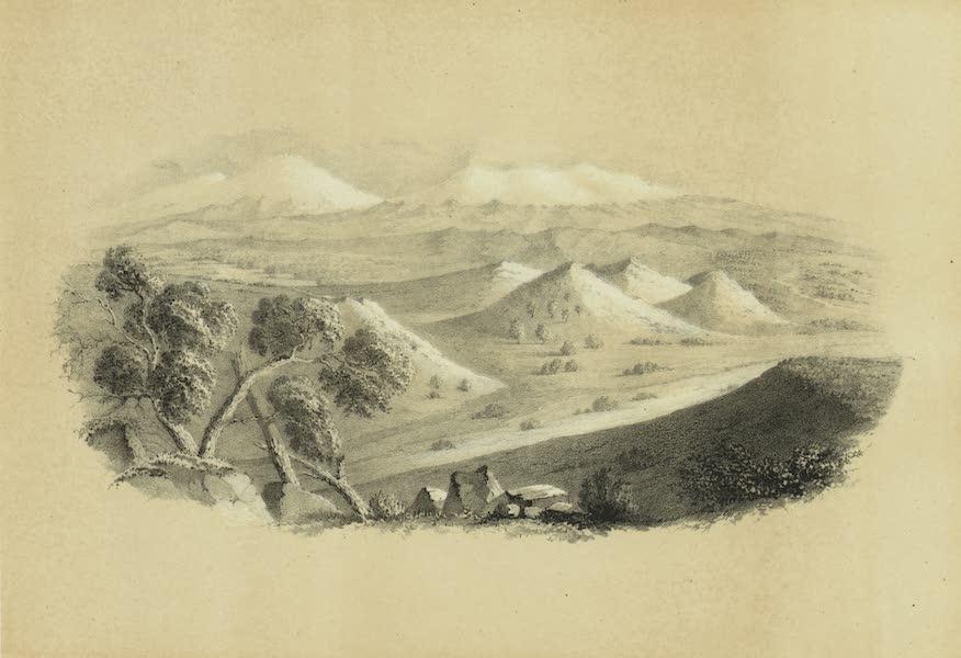 Puteshestvie po vostochnoi Sibiri - Vid okrestnostei Petropavlovskago porta (1856)