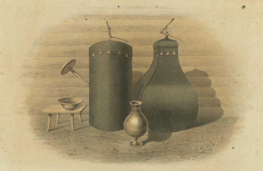Puteshestvie po vostochnoi Sibiri - Posuda dlia kumysa (1856)
