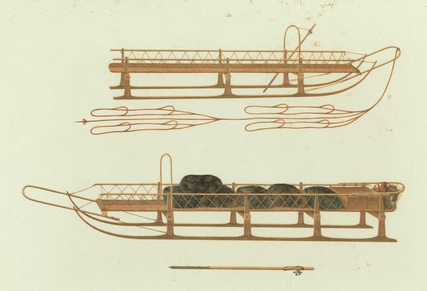 Puteshestvie po vostochnoi Sibiri - Narty (1856)
