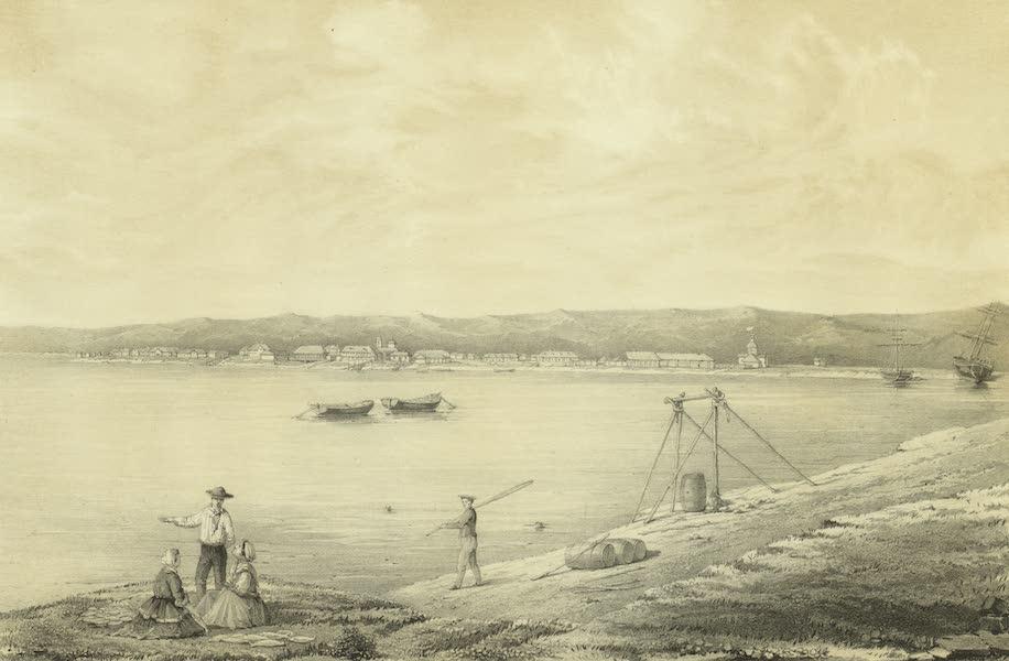 Puteshestvie po vostochnoi Sibiri - Gorod Okhotsk (1856)