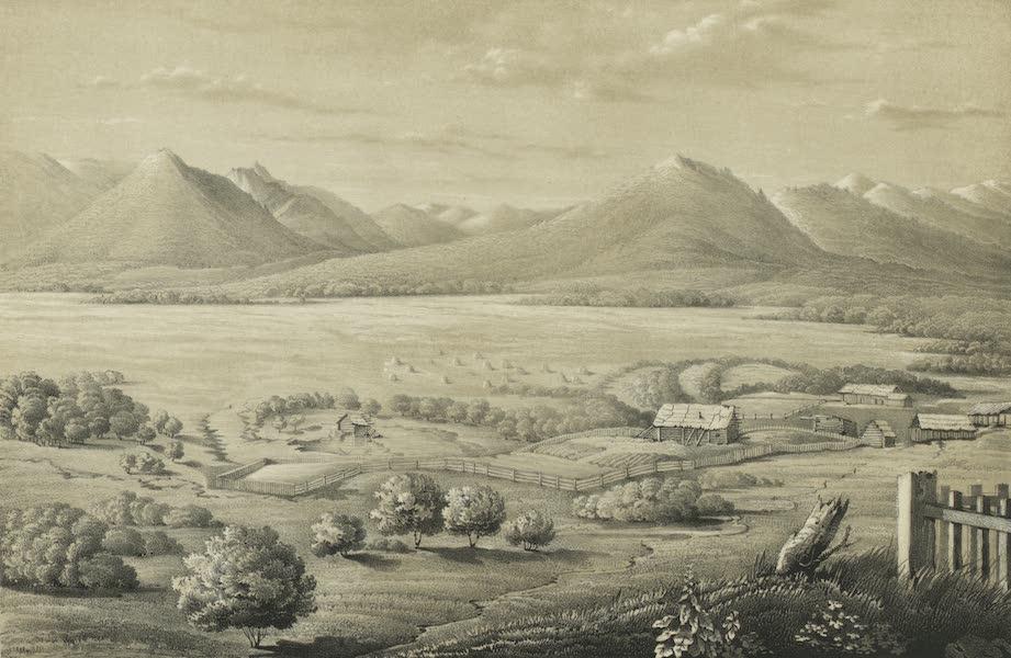 Puteshestvie po vostochnoi Sibiri - Paratunskie goriachie kliuchi v Kamchatke (1856)