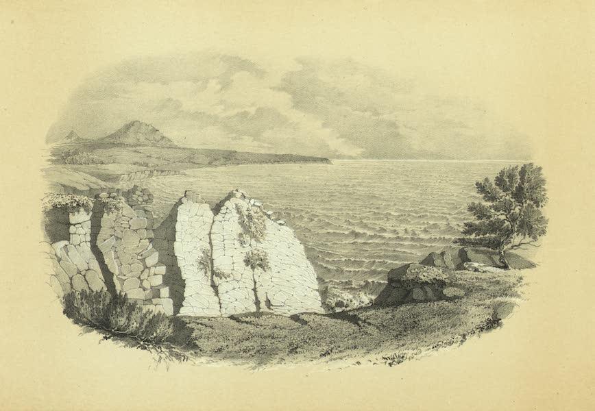 Puteshestvie po vostochnoi Sibiri - Vid v okrestnostiakh Okhotska (1856)