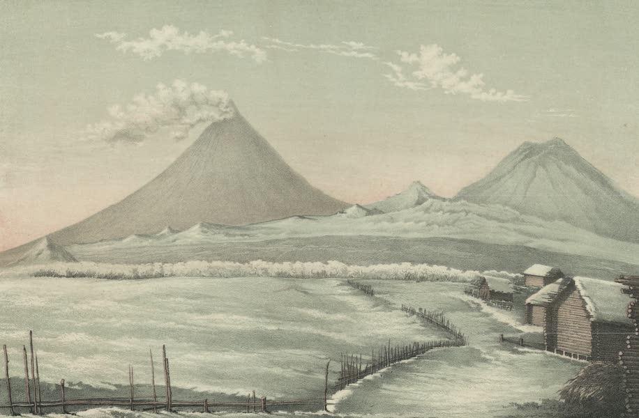 Puteshestvie po vostochnoi Sibiri - Kliuchevskaia sopka (1856)