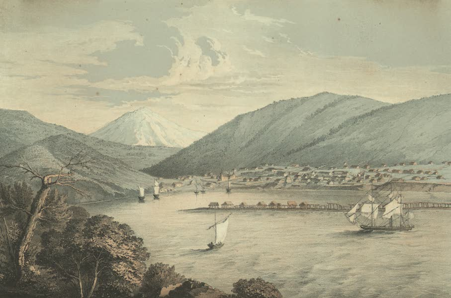 Puteshestvie po vostochnoi Sibiri - Petropavlovskii port v Kamchatke (1856)
