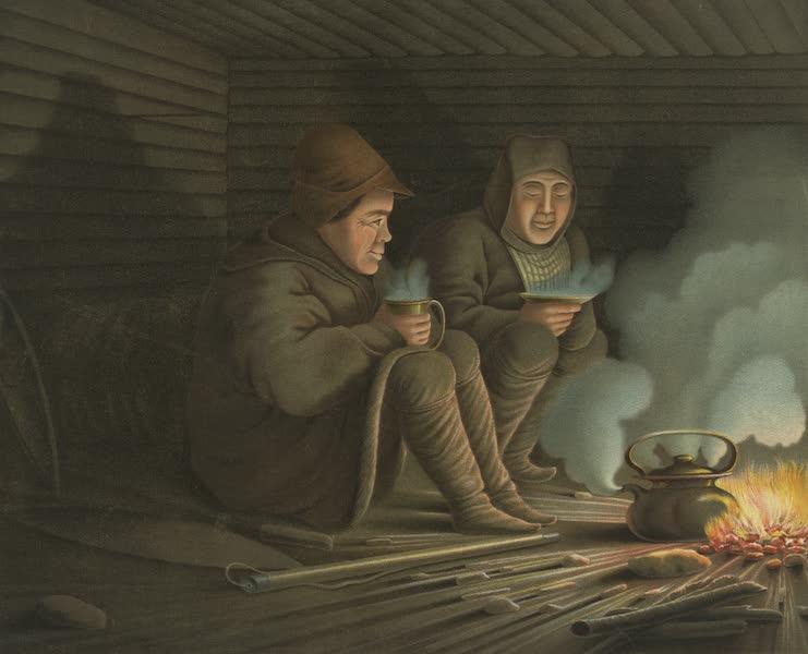 Puteshestvie po vostochnoi Sibiri - Kamchadaly (zimniaia stantsiia) (1856)