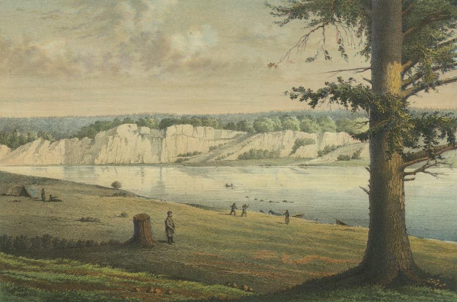 Puteshestvie po vostochnoi Sibiri - Reka Iamga po traktu iz Iakutska v Okhotsk (1856)