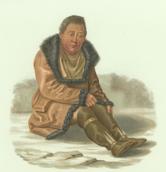 Puteshestvie po vostochnoi Sibiri - Chukcha (1856)