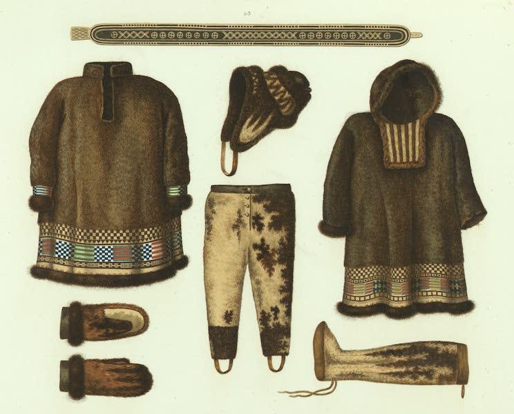 Puteshestvie po vostochnoi Sibiri - Odeianie zhitelei severo-vostochnoi chasti Sibiri (1856)