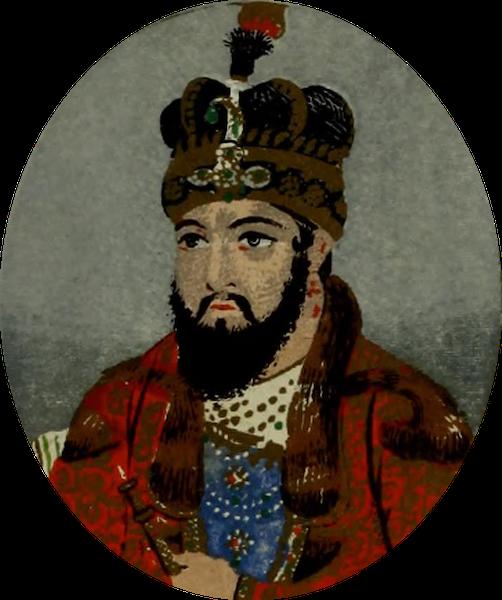 Mirza Saleem, the Emperors Son