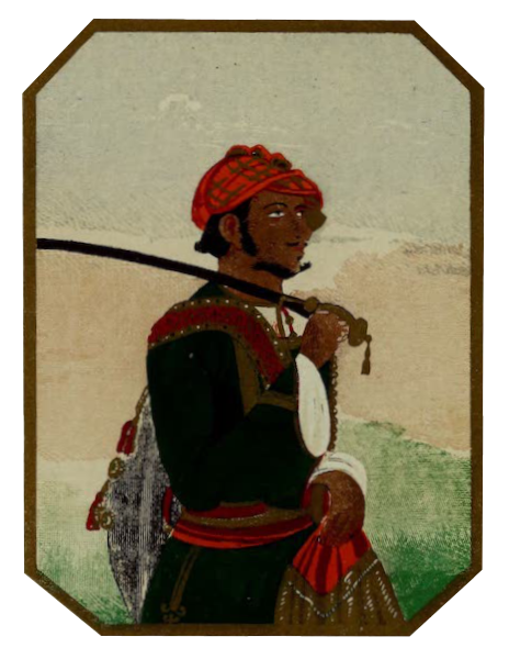 Rambles and Recollections of an Indian Official Vol. 2 - Kureem Khan, who shot Mr. Fraser at Delhi (1844)
