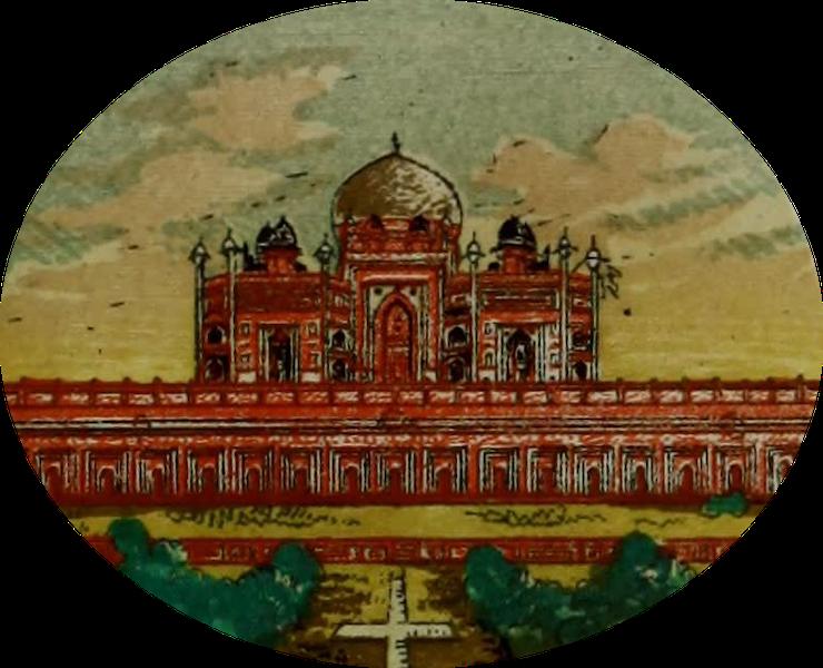 Tomb of Hoomaseeoon
