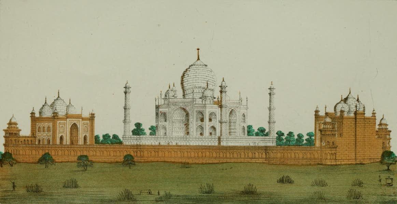 The Taj Mahul (I)