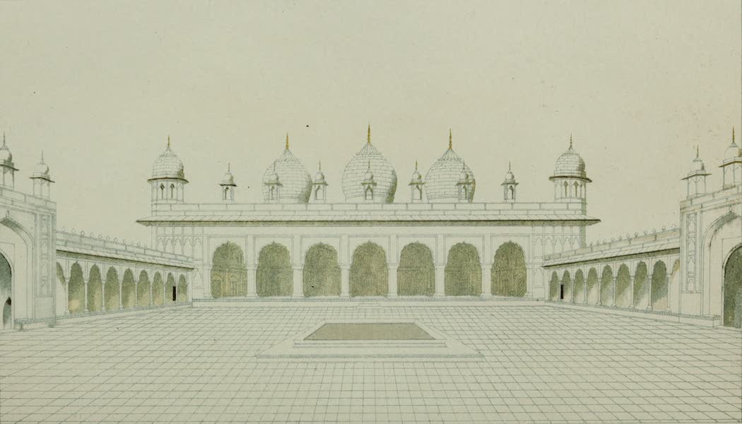 Rambles and Recollections of an Indian Official Vol. 2 - Motee Musjid (1844)