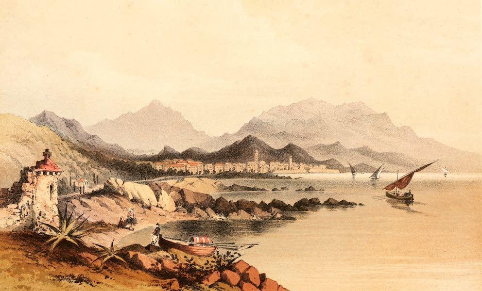 Rambles in the Islands of Corsica and Sardinia - Ajaccio (1861)