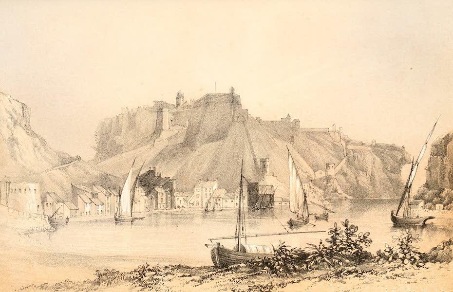 Rambles in the Islands of Corsica and Sardinia - Bonifacio (1861)