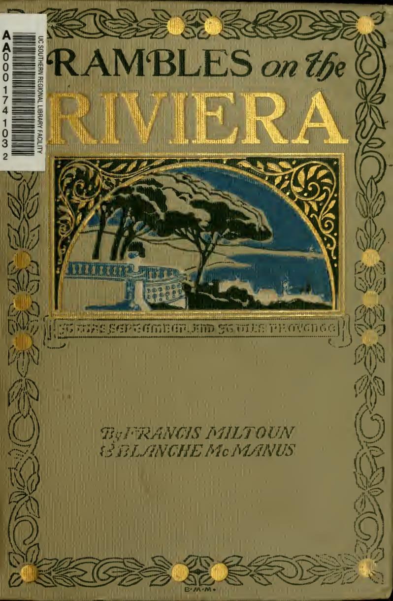 Roman Empire - Rambles on the Riviera