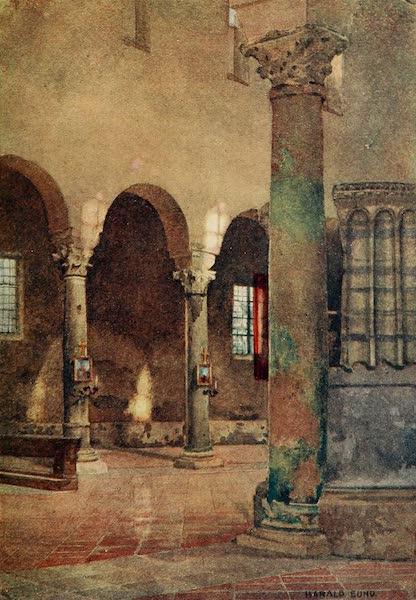 Ravenna, a Study - S. Agata (1913)