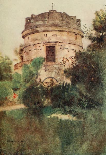Ravenna, a Study - The Mausoleum of Theodoric (1913)