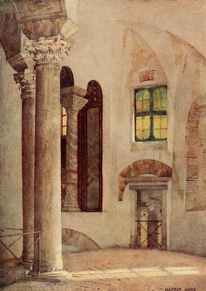 Ravenna, a Study - S. Vitale, the Gallery (1913)